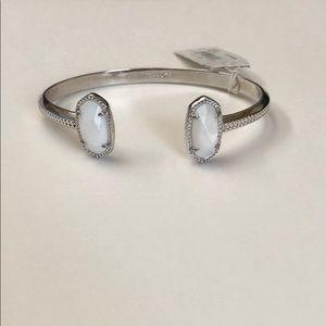 """Kendra Scott """"Elton"""" Bracelet in Silver"""